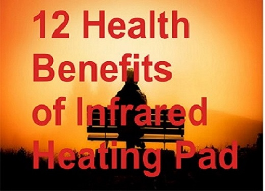 health benefits of infrared heating pad