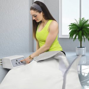 how to clean infrared sauna blanket