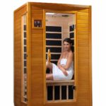 dynamic saunas emf rating