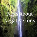 facts about negative ions