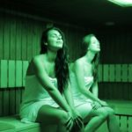 what does infrared sauna do?