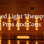 red light therapy pros and cons